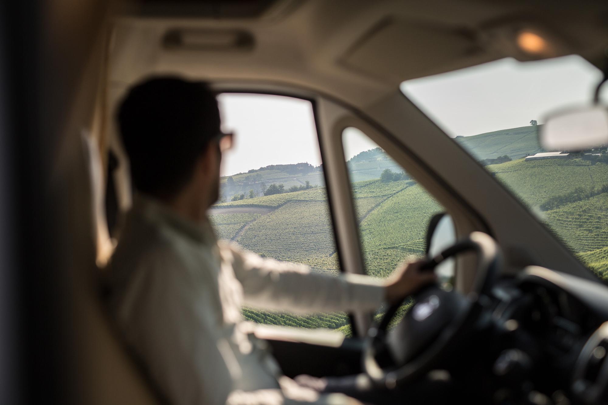 alquiler de furgonetas sin conductor Igualada