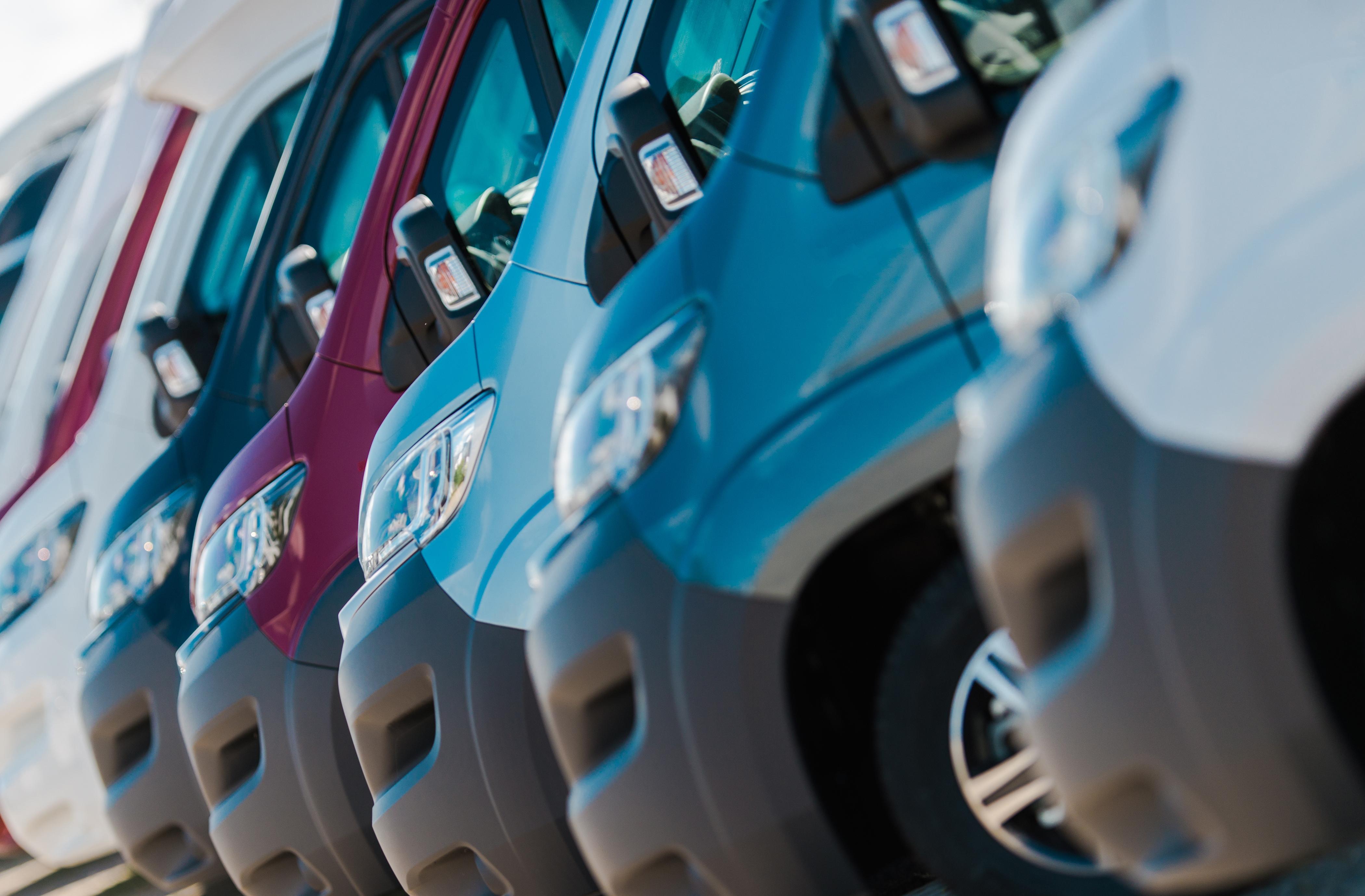 lloguer de furgonetes a Barcelona