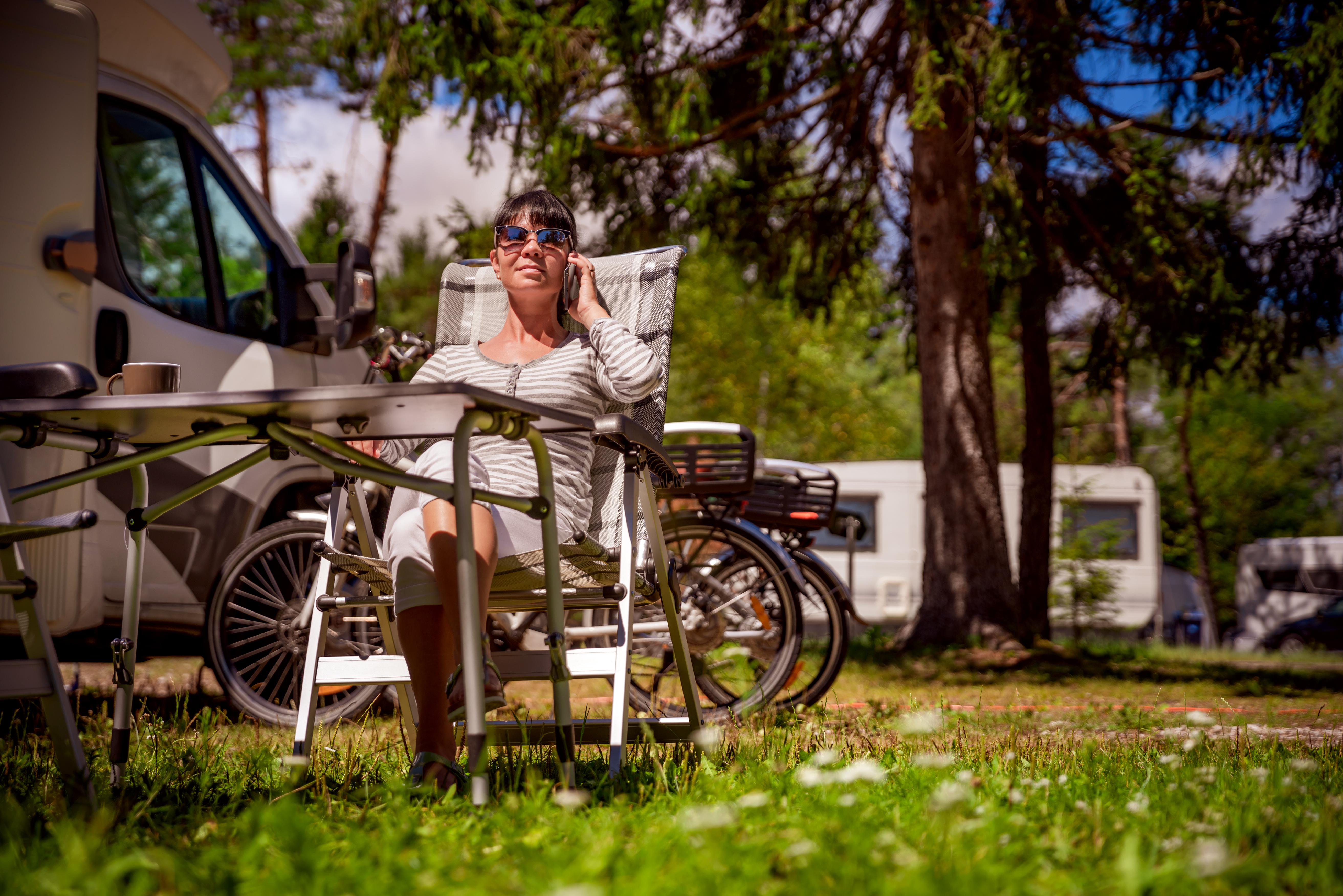 campings para autocaravanas