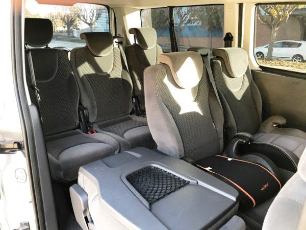 alquiler de furgonetas sin conductor