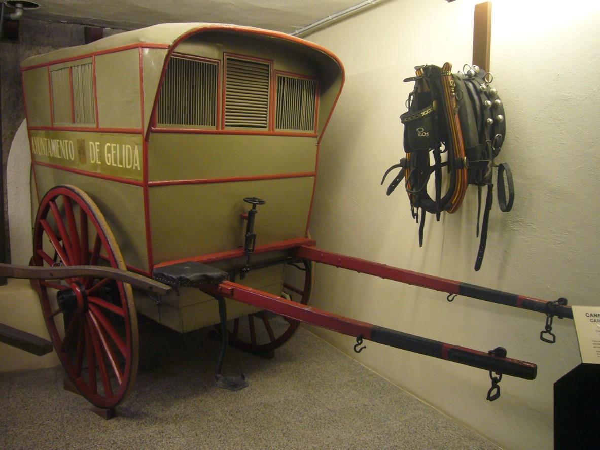 museo traginer con alquiler autocaravanas anoia