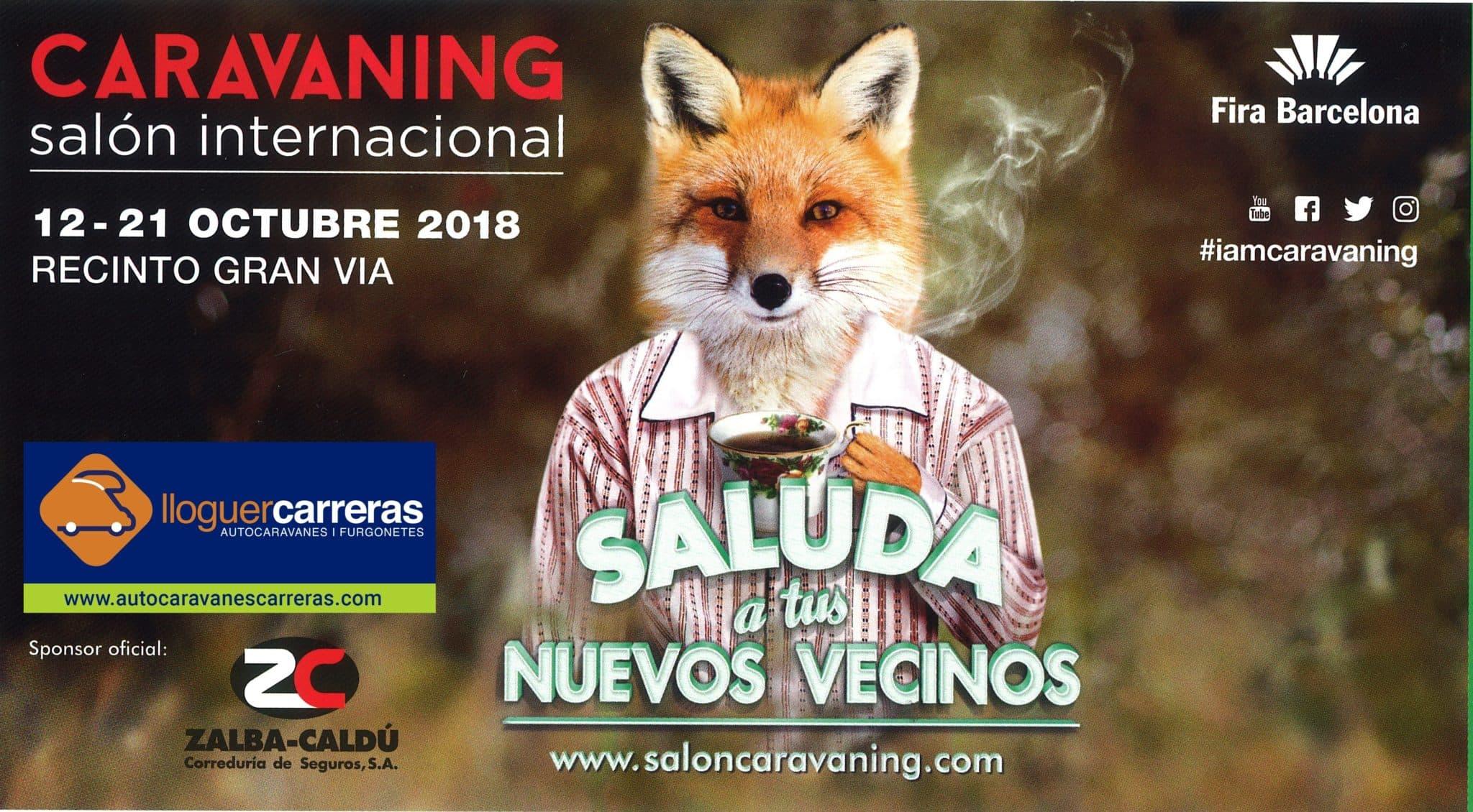 Saló Caravaning a Barcelona 2