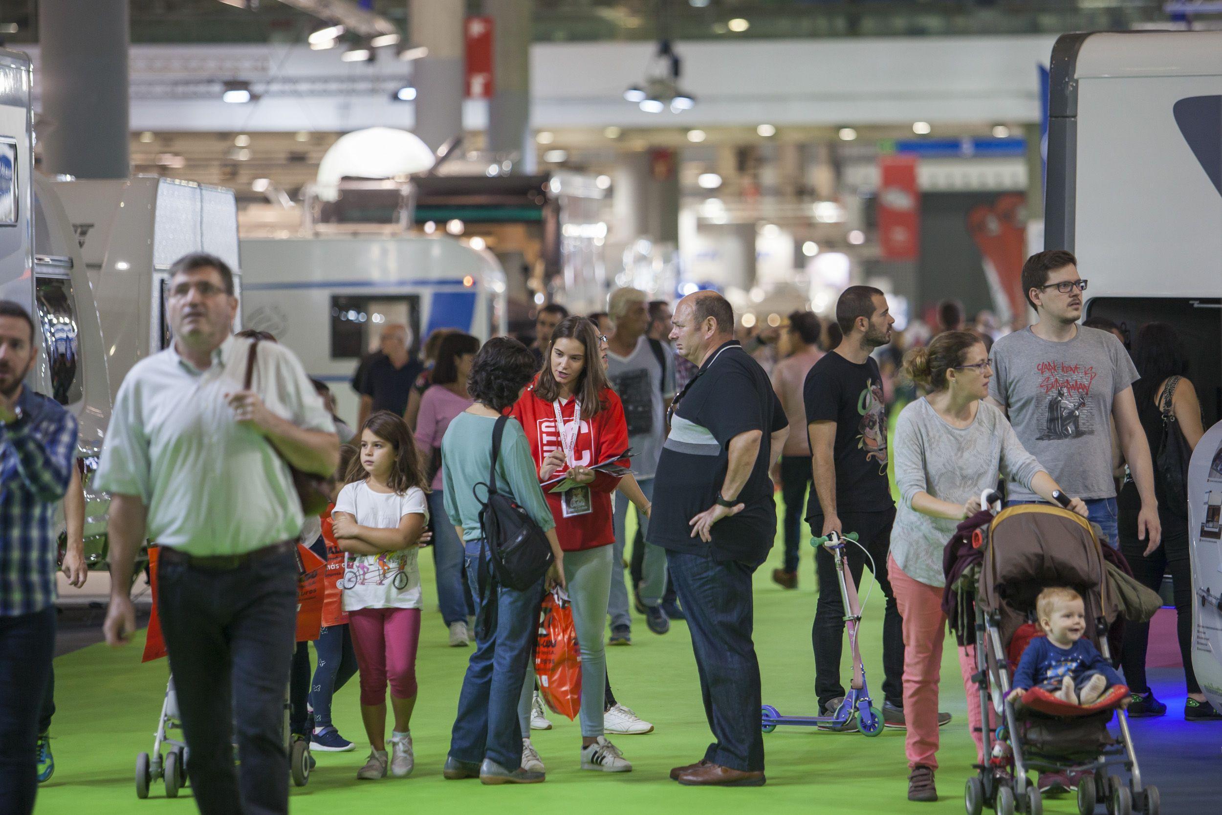 Vuelve el salón internacional del Caravaning en Barcelona 1