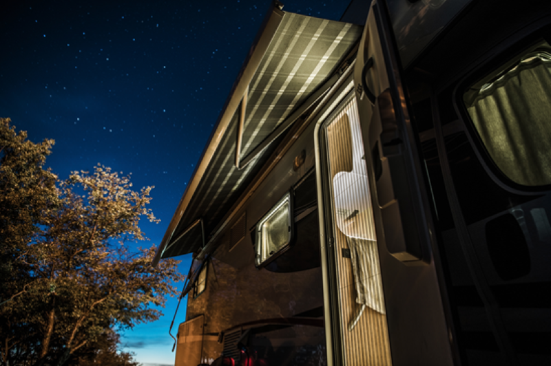 noche donde dormir con autocaravana de autocaravanes carreras