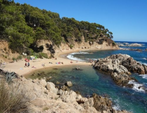 Alquiler de una autocaravana en agosto: descubre las mejores calas de la Costa Brava