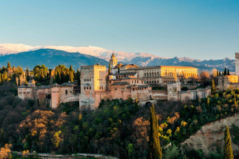 Viatjar en autocaravana per Espanya a l'hivern