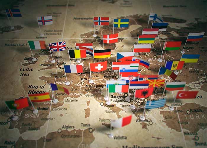 Viajar en autocaravana por Europa
