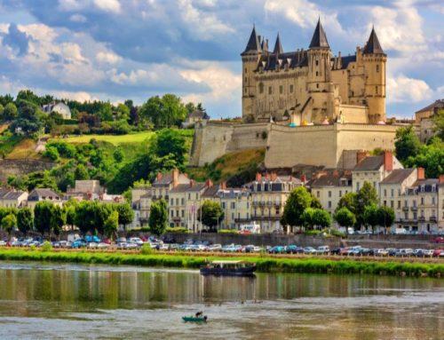 Francia en autocaravana: del Valle de Loira a Disneyland Paris