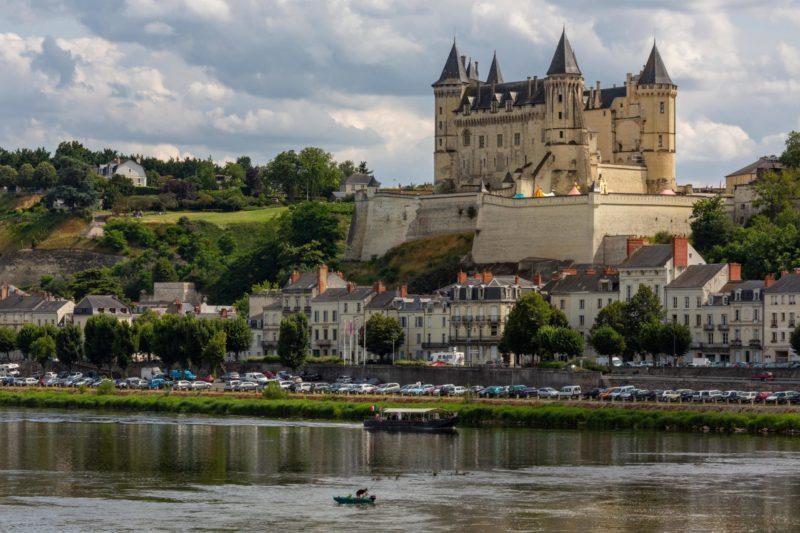 Ruta de los castillos de Francia en autocaravana