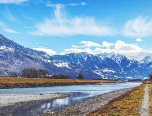 Descubre tramos de ensueño recorriendo Suiza en autocaravana